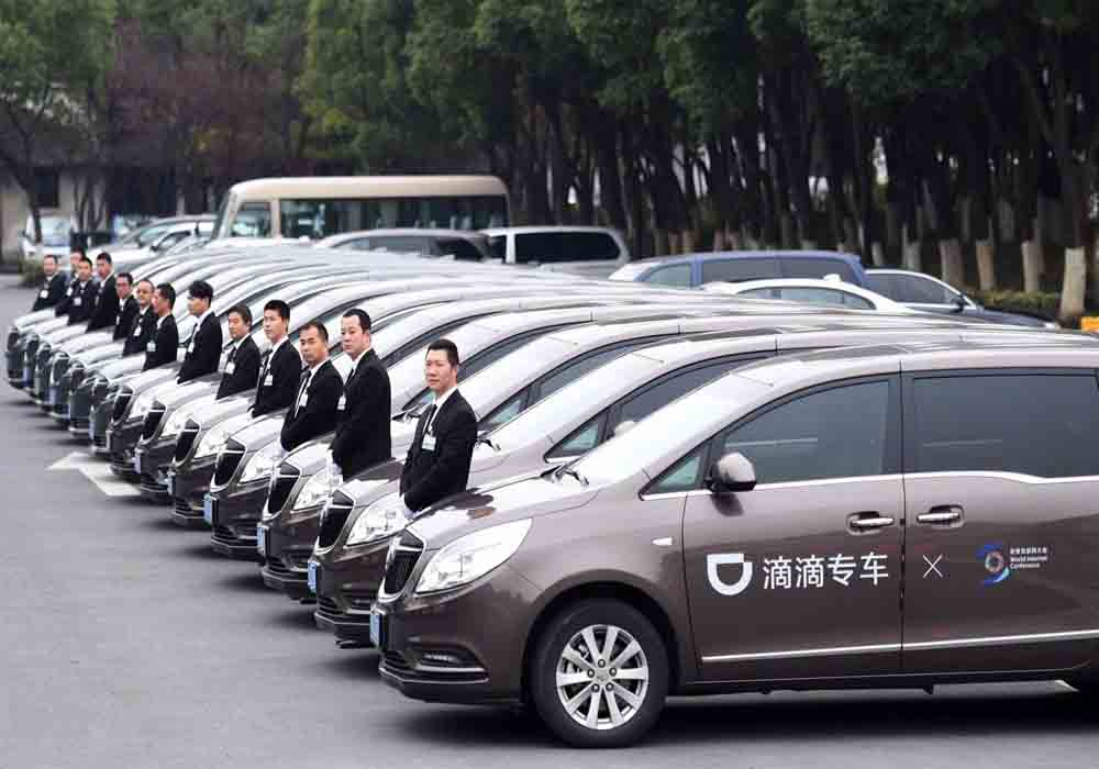 Didi Chuxing se alía con empresas de alquiler de vehículos