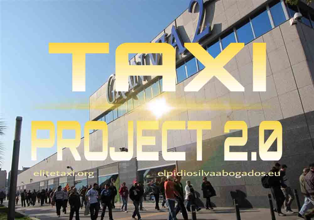 Presentación de Taxi Project 2.0 en Barcelona