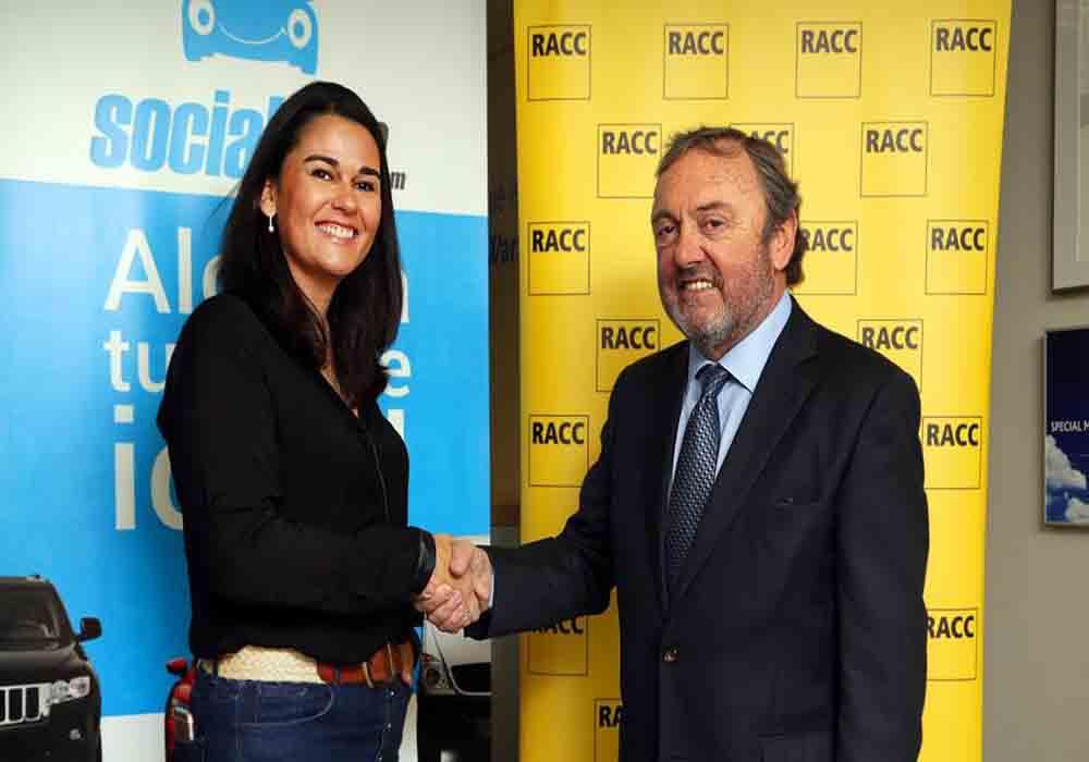 Social Car inicia actividad con VTC en Barcelona