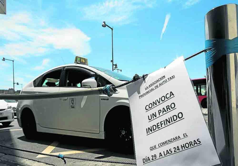 Aragón disuade la entrada de Cabify en Zaragoza