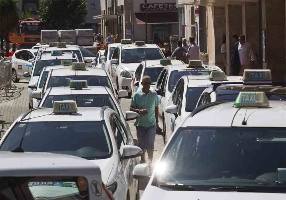 El Taxi niega un acuerdo con Cabify en Santander