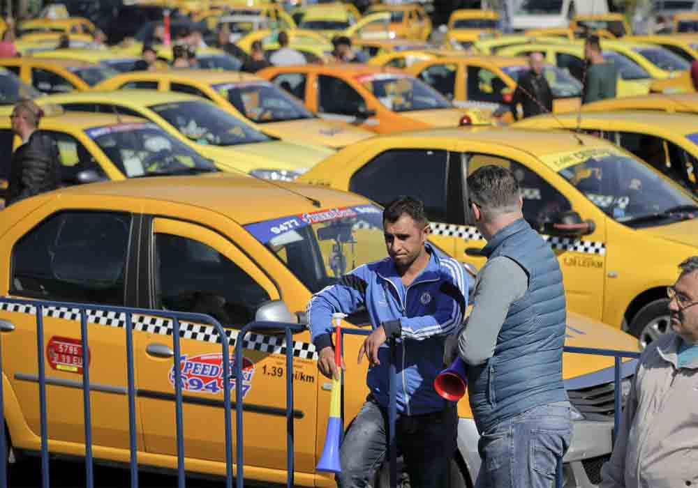La Alianza OUG entre Uber y el Gobierno de Rumanía