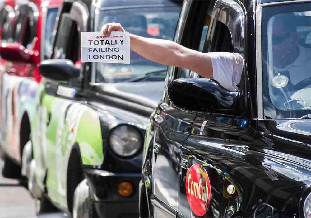 La Hacienda británica abre investigación a Uber