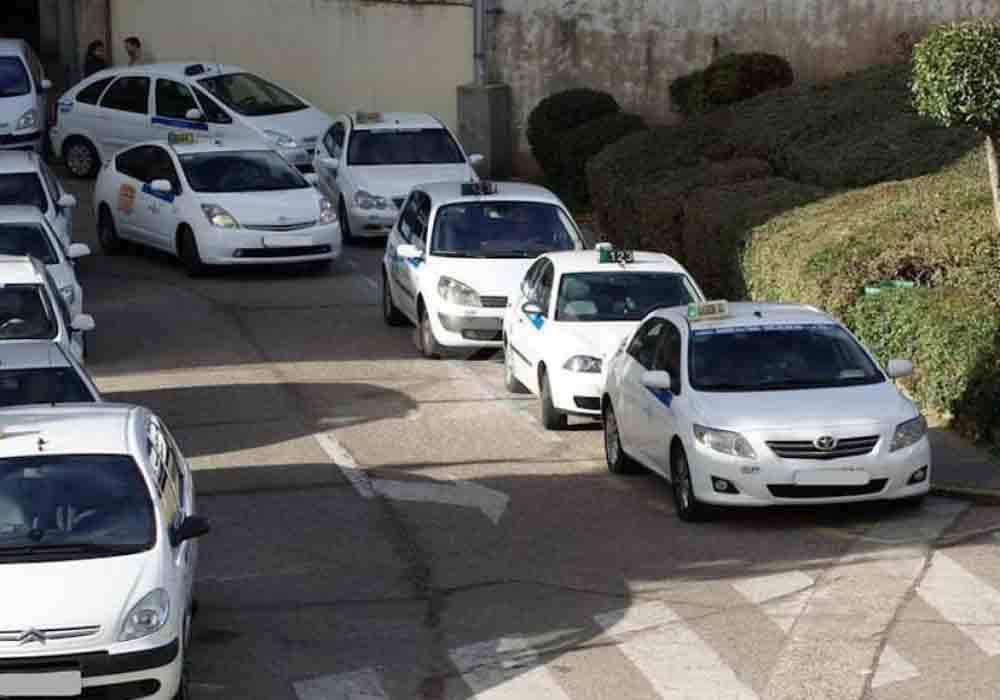 Área Territorial de Prestación Conjunta del Taxi de Salamanca
