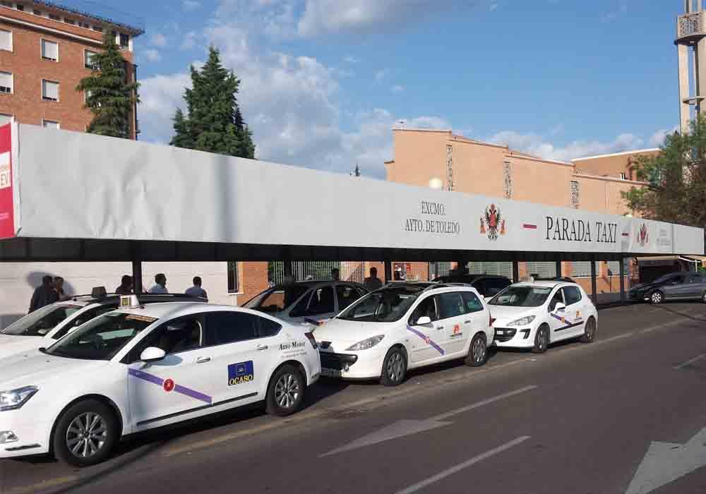 Eurocaja Rural y Radio Taxi Toledo renuevan su convenio