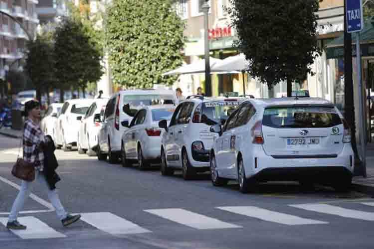 Grave agresión a un taxista en Gijón