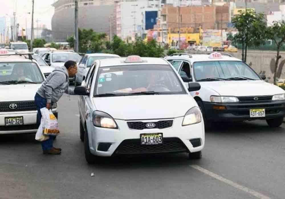 Llega a Lima la app de taxi con precio variable