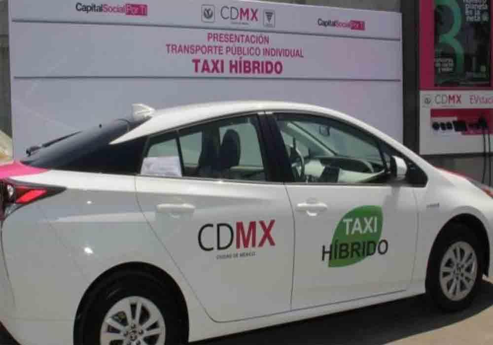 Mexico dará a los taxistas parte de los impuestos de Uber, Cabify y DiDi