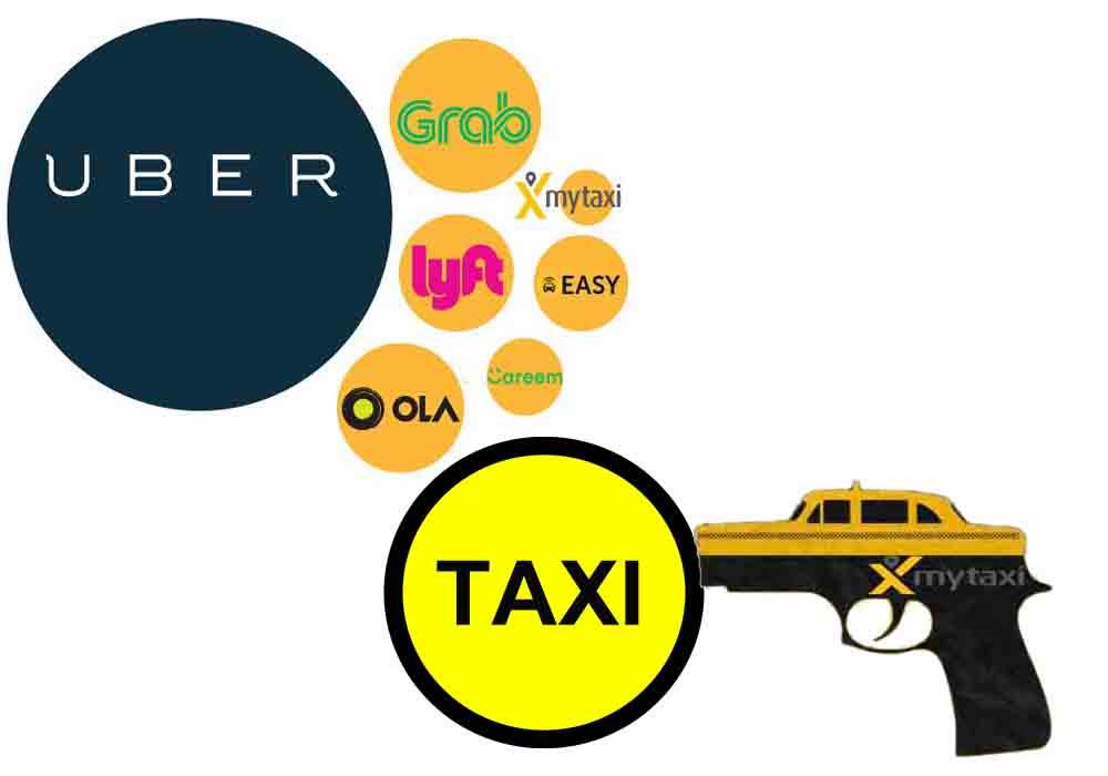 Mytaxi es Anti Taxi