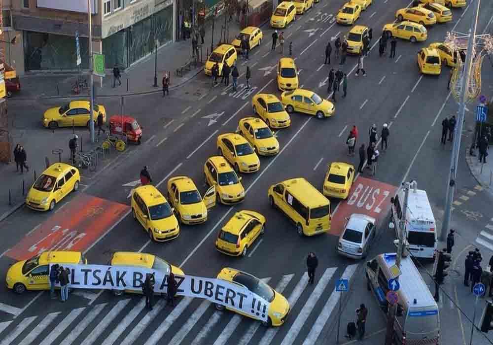 Uber se terminó para el gobierno turco