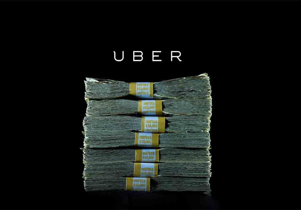 Un fallo de Uber cobra a los pasajeros 100 veces más