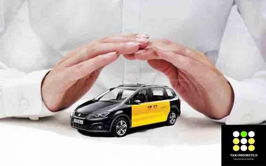 Seguros para socios de Taxi Project 2.0
